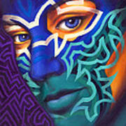 Samnation10-04 Art Print