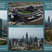 Sample Aerial Photography Services Readme Art Print