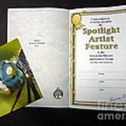 Sample Certificate For Wfs Art Print