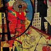 San Antonio 004 C Art Print