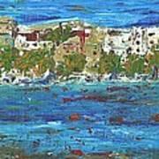 San Antonio Ibiza Art Print