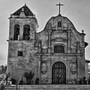 San Carlos Cathedral 2 Art Print