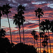 San Clemente Sunset Art Print