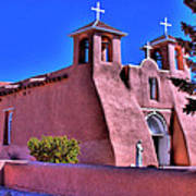 San Francisco De Asis Mission Church Art Print