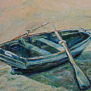 San Francisco Dinghy Art Print
