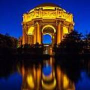 San Francisco Palace Of Fine Arts Art Print