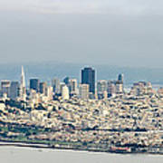 San Francisco Panorama Art Print