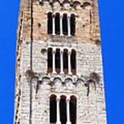 San Frediano Campanile Art Print