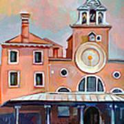 San Giacomo Di Rialto Art Print