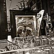 San Gines - Chocolateria - Madrid Art Print
