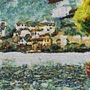 San Giulio Art Print
