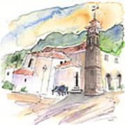 San Juan De La Rambla 05 Art Print