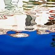 San Lagos Reflection 29424 Art Print