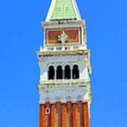 San Marco Campanile Art Print