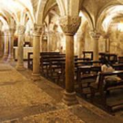 San Michele Chapel Art Print