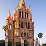 San Miguel De Allende, Mexico Art Print