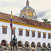 San Pedro Claver Monastery Art Print