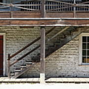 Sanchez Adobe Pacifica California 5d22656 Art Print