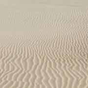 Sand Dunes In Poland Art Print