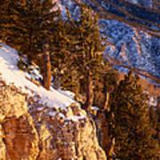 Sandia Peak Summit Albuquerque New Mexico Art Print