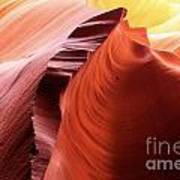 Sandstone Spectacular Art Print