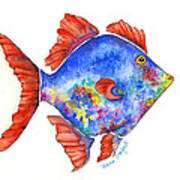 Sanford Fish Art Print