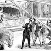 Sanger's Circus, 1884 Art Print
