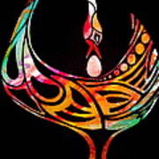 Sankofa Art Print