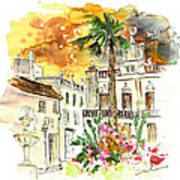 Sanlucar De Barrameda 02 Art Print
