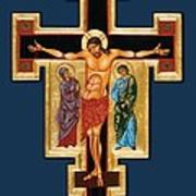 Santa Croce Art Print by Joseph Malham