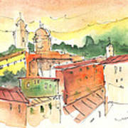 Santa Margherita In Italy 04 Art Print
