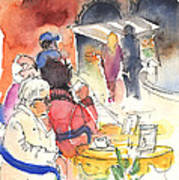 Santa Margherita In Italy 10 Art Print
