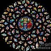 Santa Maria Del Mar - Barcelona Art Print