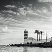 Santa Marta Lighthouse I Art Print