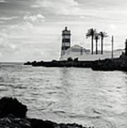 Santa Marta Lighthouse II Art Print