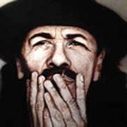Santana Art Print
