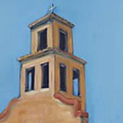 Santuario De Nuestra Senora De Guadalupe Art Print