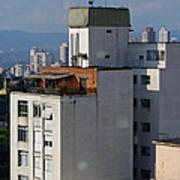 Sao Paulo Penthouse Art Print