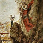 Sappho In Lefkada Art Print