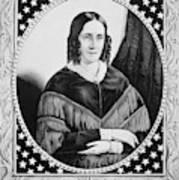 Sarah Childress Polk (1803-1891) Art Print