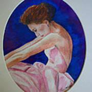 Sarah Jessica Parker Art Print by Terri Maddin-Miller