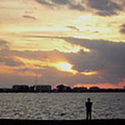 Sarasota 's Sunset Art Print