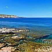 Sardinia - Shore In San Pietro Island Art Print