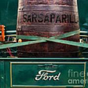 Sarsaparilla Art Print