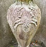 Savannah Urn  Art Print