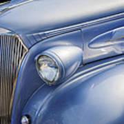 Saweet Chevy 1937 Chevrolet Art Print
