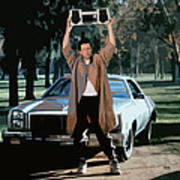 Say Anything Print by Kid 80s