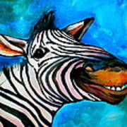 Say Cheese Art Print by Debi Starr