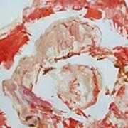 Scarlet Beauty Art Print