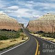 Utah's Scenic Byway 12 - An All American Road Art Print